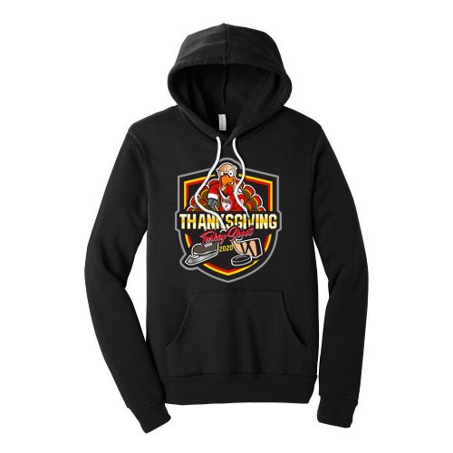BC3719 Men's Women's Pullover Hoodie Hooded Sweatshirt Turkey Shoot