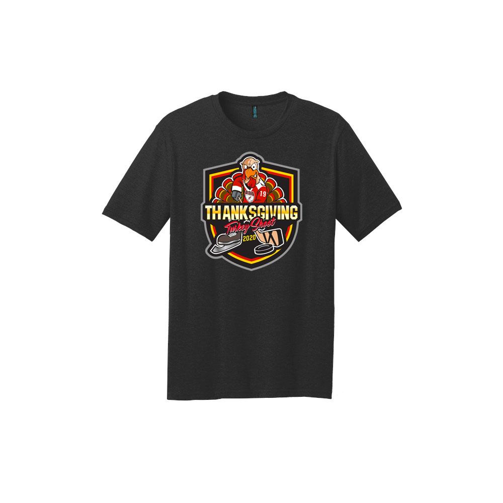 DM108 Men's Short Sleeve T-Shirt Turkey Shoot