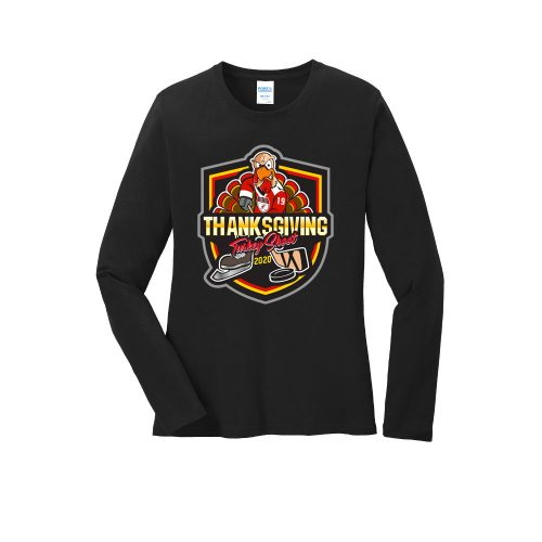 LPC54LS Women's Long Sleeve T-Shirt Turkey Shoot