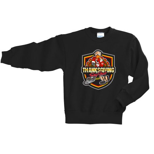 PC90Y Youth Turkey Shoot Crewneck Sweatshirt