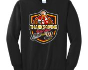 PC90 Men's Women's Turkey Shoot Crewneck Sweatshirt