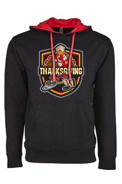 9301 Hoodie Hooded Sweatshirt Turkey Shoot
