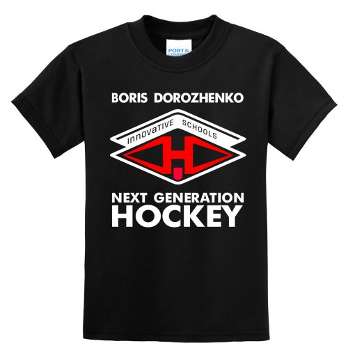 Adult Men's Women's Next Generation Hockey Camp T-Shirt